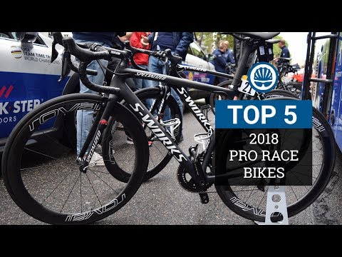 Top 5 – 2018 Race Bikes The Pros Are Already Riding