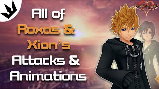 Breakdown: Roxas & Xion ~ Kingdom Hearts: 358/2 Days Analysis
