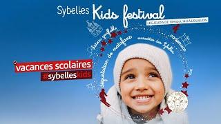 Sybelles kids festival