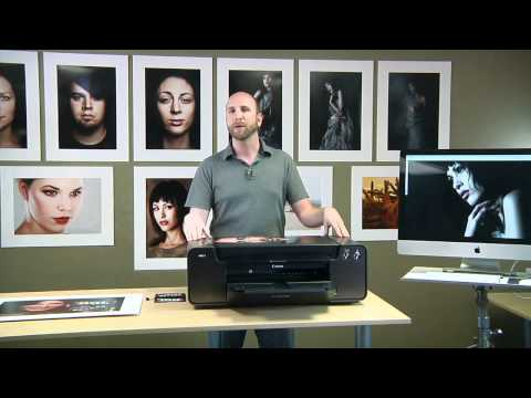 Canon Pixma Pro-1 Printer: Product Reviews: Adorama Photography TV