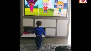 Lionel Messi - Home Videos || Thiago || Mateo || Antonella II Junior Messi Is Growing Smart