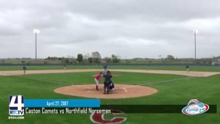 Caston Comets Baseball vs. Northfield
