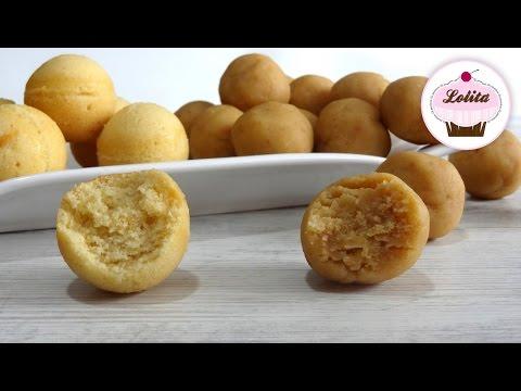 Receta de base para cake pops con y sin molde | Cake pops fáciles | Receta básica