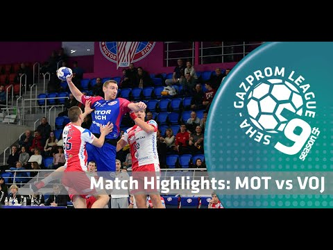 Match highlights: Motor Zaporozhye vs Vojvodina