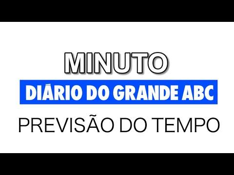 Confira agora a previsão do tempo no Minuto Diário!