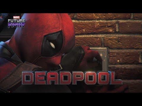 [MARVEL Future Fight] Deadpool Here!