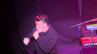 Joe McElderry - Somebody To Love - Blyth - Evolution Tour