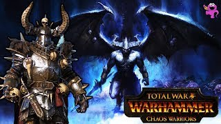 Warriors of Chaos in Total War Warhammer 3 – New Legendary Lords, Units, Marks of Chaos Discussion