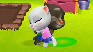 MY TALKING TOM FRIENDS #1 Android Gameplay