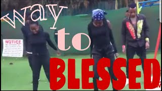 SHENSEEA BLESSED Ft Tyga VIRAL Dance|Black Illusion & Itskimosh