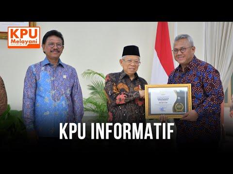 KPU RI Lembaga Nonstruktural Informatif 2019