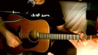 Willst du mit mir gehn ~ Daliah Lavi - Dieter Thomas Kuhn ~ Acoustic Cover w/ Takamine EN-10