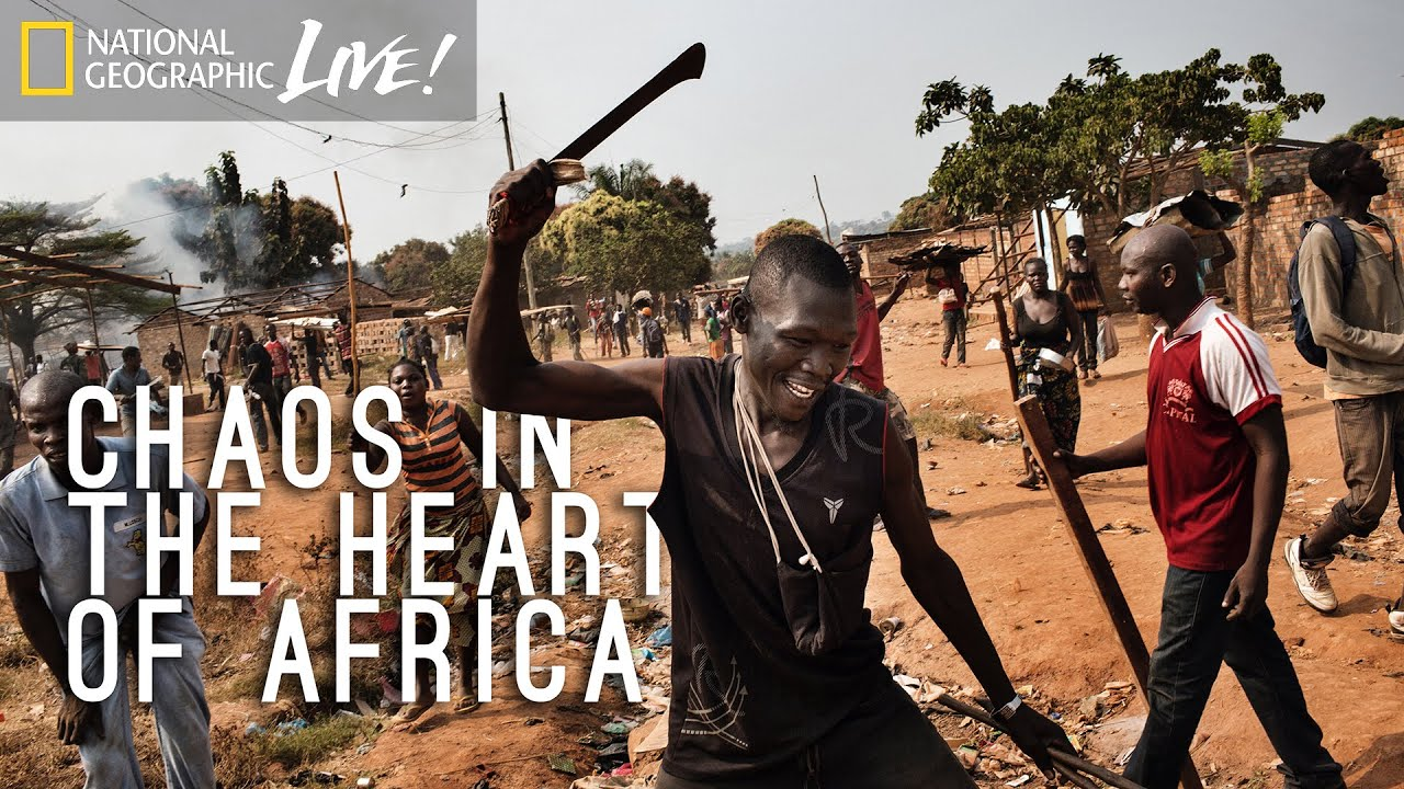 Chaos in the Heart of Africa | Nat Geo Live thumbnail
