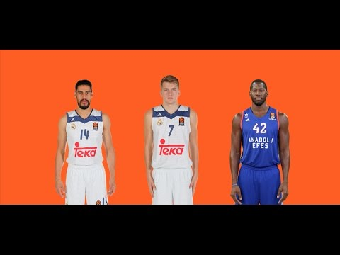 Turkish Airlines EuroLeague Playoffs Game 3 tri-MVPs: Bryant Dunston, Luka Doncic & Gustavo Ayon