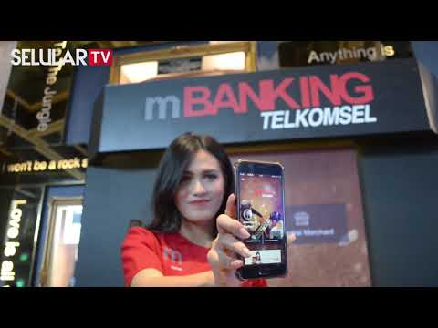 Aplikasi Mbanking Telkomsel Resmi Diluncurkan