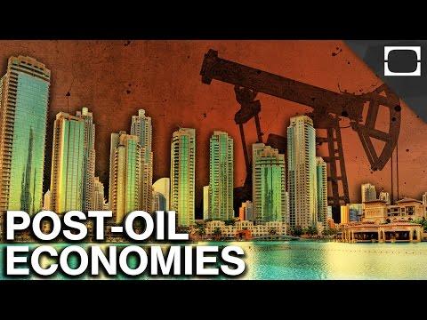 Může blízký východ přežít bez ropy?