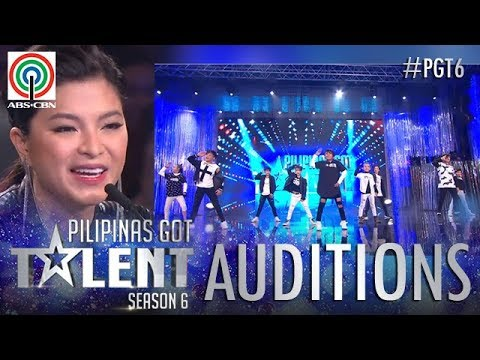Pilipinas Got Talent: Baby Boys Dance