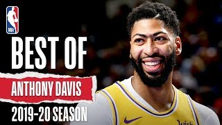 Best Of Anthony Davis | 2019-20 NBA Season