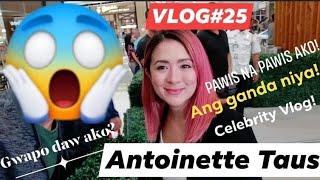 VLOG #25: I Met Antoinette Taus In SM Seaside Cebu City!