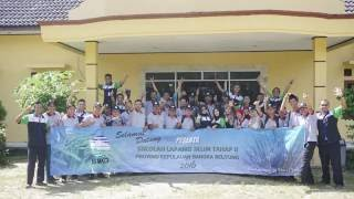 BMKG  FIELD TRIP SLI Tahap 2 Gel 1 Prov Kep Bangka Belitung Tahun 2016