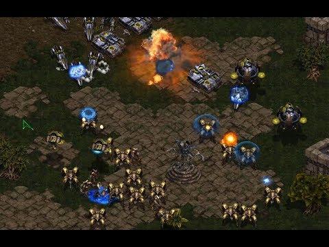 [._.a]b (P) v IdrA (T) on Fighting Spirit - StarCraft - Brood War REMASTERED