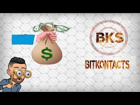0.3 BTC EM PRÊMIOS NO EXCELENTE BOUNTY DA BITKONTACTS !