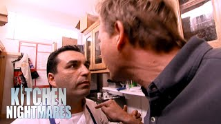 The Most HEATED Argument On Kitchen Nightmares?