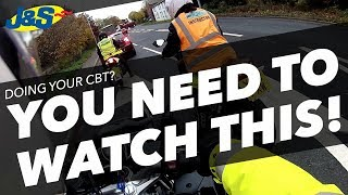 Doing your motorbike CBT? You need to watch this! - J&S Accessories Ltd