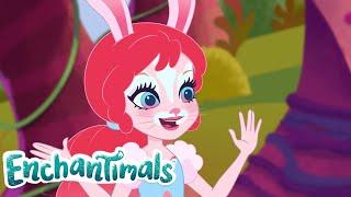 Enchantimals Россия | 💜Забавные истории ОБОБЩЕНИЕ 💜| мультфильмы для детей