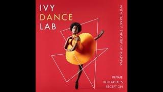 Dance Lab @ Dance Theatre Of Harlem