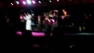 Diana Ross forever at Ellis Island
