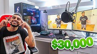 Revealing My $30,000 Gaming Setup