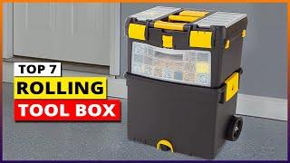 best rolling tool box 2020