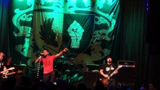 Strung Out - House of Blues San Diego - Savant (2015)