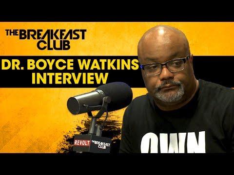 Sample video for Boyce Watkins