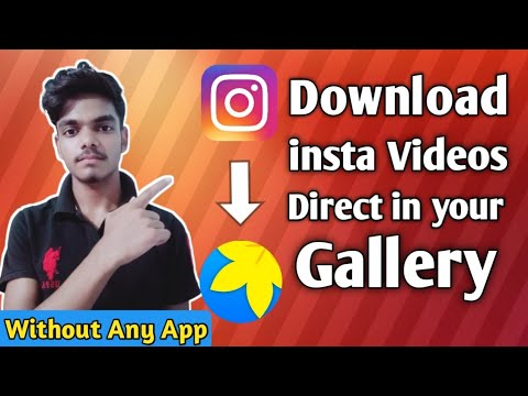 How To Download Instagram Videos On Android 2020 || Instagram Video Download