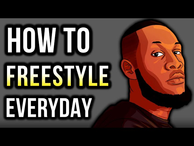 How To Freestyle Rap For Beginners 3 Quick Tips Daily Practice