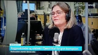 Nrk Nyheter: Ødelegger korrupsjon demokratiet....?