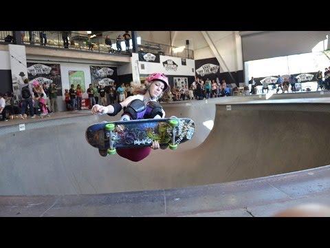 Vans Girls Combi Pool Classic 2014 - AM 15 & Over
