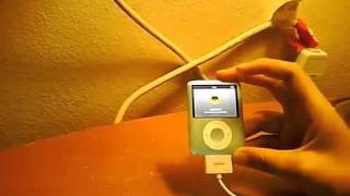 how to unlock a ipod nano passcode