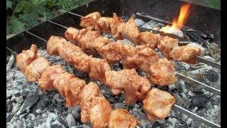 Шашлык из курицы. Как замариновать, как приготовить, чтобы было вкусно