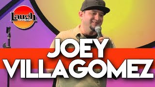 Joey Villagomez | Suburban Trick or Treating | Laugh Factory Chicago Stand Up Comedy