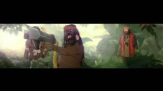 Kal Tourette - Intergalactic Sermons (Official Music Video)