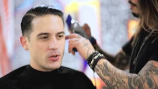 G-Eazy - Official Haircut & Style