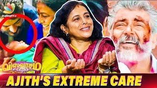 Ajith's Extreme Care For New Born Baby : Kalairani Interview | Thala's Viswasam Movie