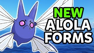 Crobat  - (Pokémon) - Alolan Crobat! Possible New Alola Form Pokemon for Pokemon Ultra Sun and Ultra Moon Spotlight
