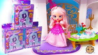 Princess Shoppies Tea Party with Hairdorables Surprise Blind Bag Dolls