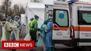 Koronawirus: globalna reakcja na kolejny ogromny wzrost liczby spraw – BBC News w j.angielskim