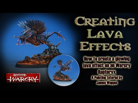 On the Workbench: Painting WarCry Untamed Beasts!