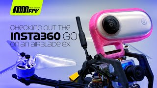 """Checking out the Insta360 GO on a 3"""" Airblade EX Ultralight"""